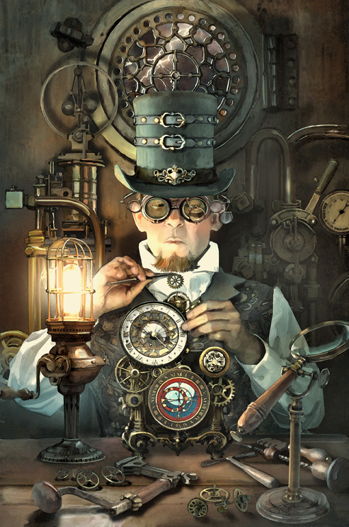 The Clock Maker